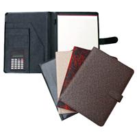 Sekreterlik Oval  / Bloknotlu ve Hesap makineli