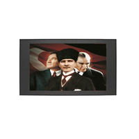 Atatürk Resimli Makam Panosu RMPYNATA32