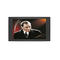 Atatürk Resimli Makam Panosu RMPYNATA26