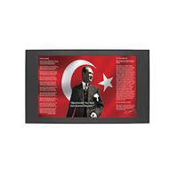 Makam Panosu, Resimli Makam Panosu ve Atatürk Resimli Makam Panosu