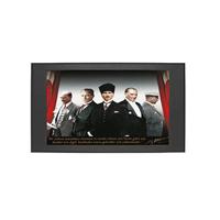 Atatürk Resimli Makam Panosu RMPYNATA7