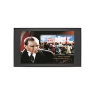 Atatürk Resimli Makam Panosu RMPYNATA48