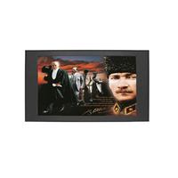 Atatürk Resimli Makam Panosu RMPYNATA39