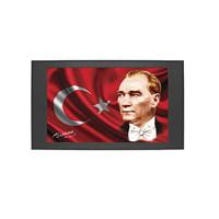 Atatürk Resimli Makam Panosu