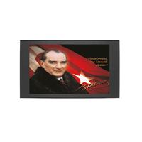 Atatürk Resimli Makam Panosu RMPYNATA15